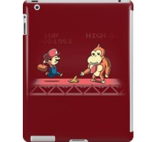 Tricky Kong iPad Case/Skin