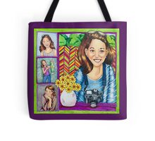 FACES OF ANNA Tote Bag