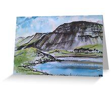 Llyn Cregennan and Cadair Idris, Wales Greeting Card