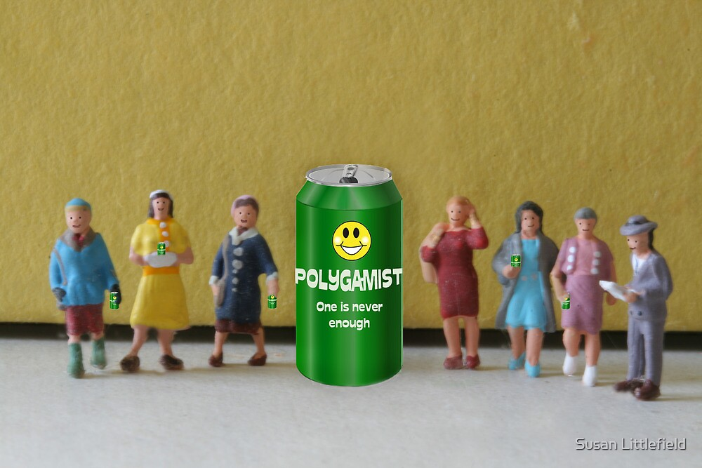 After seeing the success of Sierra Mist, Joseph invents his own soda and shares it with his wives. by Susan Littlefield