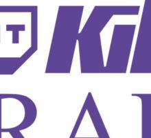 Twitch Chat Kills Brain Cells Sticker
