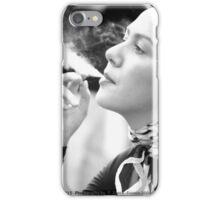 POSTMODERN ART OF SMOKING - PERFECTION iPhone Case/Skin