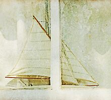 Sailboat in the Window by Widcat