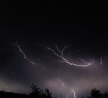 Lightning storm on Friday the 13th part 5 by agenttomcat