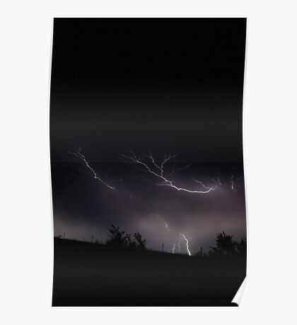 Lightning storm on Friday the 13th part 5 Poster