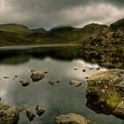 Blackbeck Tarn  by Stewart Laker
