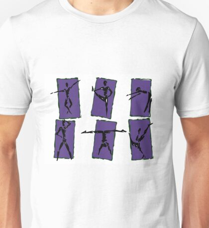 Purple Power Unisex T-Shirt