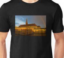Christiansborg Palace in Copenhagen, Denmark Unisex T-Shirt