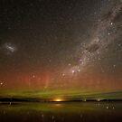 Aurora Australis, 23/4 July 2015 by Odille Esmonde-Morgan