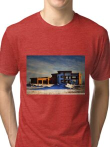 Winter Works Project Tri-blend T-Shirt