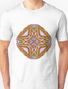 DMT Emblem by Salvia Droid Unisex T-Shirt