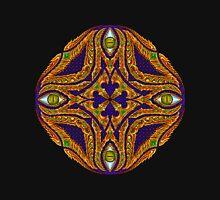 DMT Emblem by Salvia Droid Unisex T-Shirt