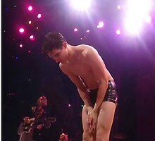 Darren is Hedwig. by Mai-K