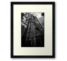 Bigger Ben Framed Print