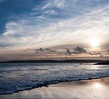 Sundown in Bournemouth by William Rottenburg