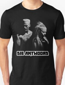 Die Antwoord - Yolandi & Ninja Black&White T-Shirt
