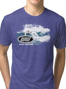 fluid dynamics Tri-blend T-Shirt