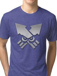 Splatoon Inspired: Battle Lobby Entrance Tri-blend T-Shirt