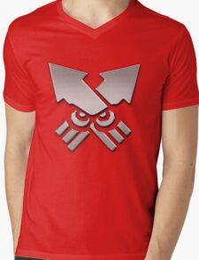 Splatoon Inspired: Battle Lobby Entrance Mens V-Neck T-Shirt