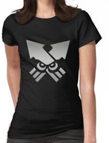 Splatoon Inspired: Battle Lobby Entrance Womens Fitted T-Shirt