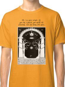 Door to moria Classic T-Shirt
