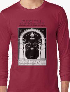 Door to moria Long Sleeve T-Shirt