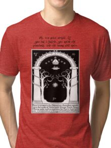 Door to moria Tri-blend T-Shirt