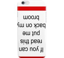 Harry Potter iPhone Case/Skin