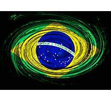 Brazil Twirl Photographic Print