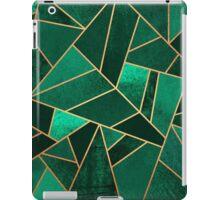 Emerald and Copper iPad Case/Skin