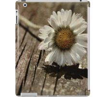 And summer came ... in a single flower. iPad Case/Skin