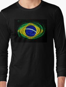 Brazil Twirl Long Sleeve T-Shirt