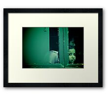 bombay dreams Framed Print