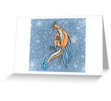 Charcuno Greeting Card
