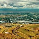 Clarkston, Washington & Lewiston, Idaho by Susan Russell