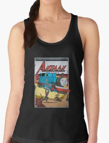 Action Comics Women's Tank Top