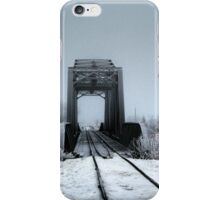 The Railroad Trestle iPhone Case/Skin