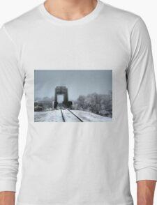 The Railroad Trestle Long Sleeve T-Shirt