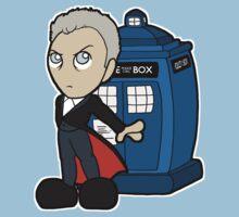 Doctor Number Twelve One Piece - Short Sleeve
