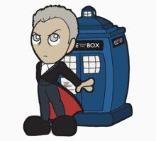 Doctor Number Twelve Kids Clothes