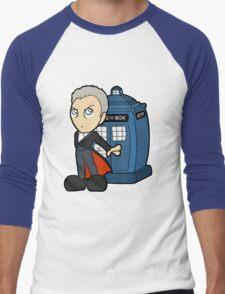 Doctor Number Twelve Men's Baseball ¾ T-Shirt