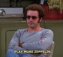 Hyde: Play More Zeppelin by sammartyn