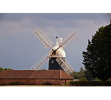 Tuxford Windmill Nottinghamshire Photographic Print