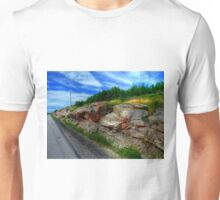 ALONG THE CANADIAN SHIELD - HDR Unisex T-Shirt