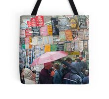 Keep Calm and Carry ON:-) Tote Bag