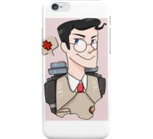 RED Medic Team Fortress 2 iPhone Case/Skin