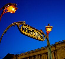 Metropolitan by Louise Fahy