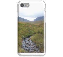 Glenorchy Scotland iPhone Case/Skin