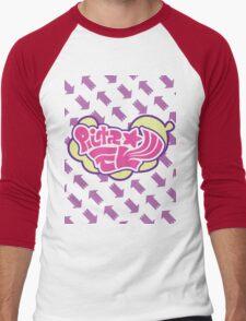Splatoon Inspired: Callie and Marie News Splash Men's Baseball ¾ T-Shirt