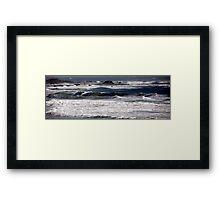 Atlantic Waves Framed Print